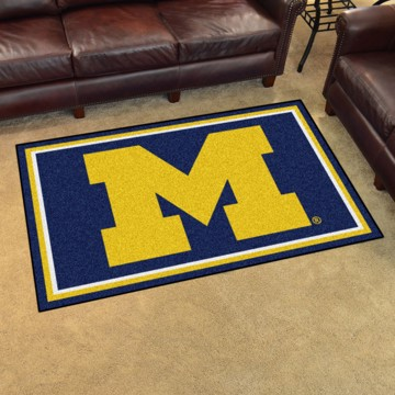 Picture of Michigan 4'x6' Plush Rug