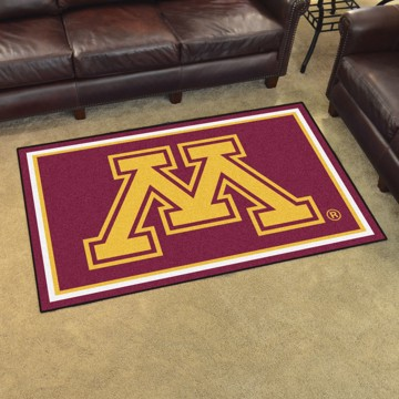 Picture of Minnesota 4'x6' Plush Rug
