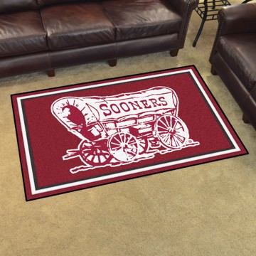 Picture of Oklahoma 4'x6' Plush Rug