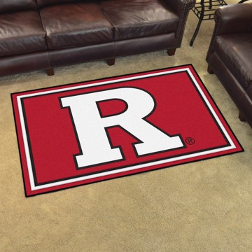Picture of Rutgers 4'x6' Plush Rug