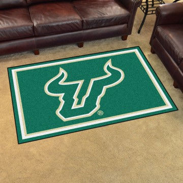 Picture of South Florida 4'x6' Plush Rug