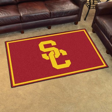 Picture of Southern California 4'x6' Plush Rug