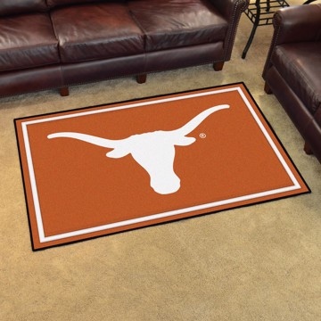 Picture of Texas 4'x6' Plush Rug