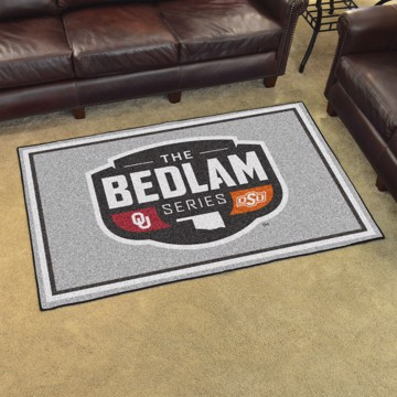 Picture of The Bedlam Series 4'x6' Plush Rug