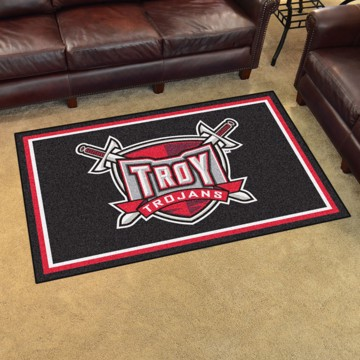 Picture of Troy 4'x6' Plush Rug