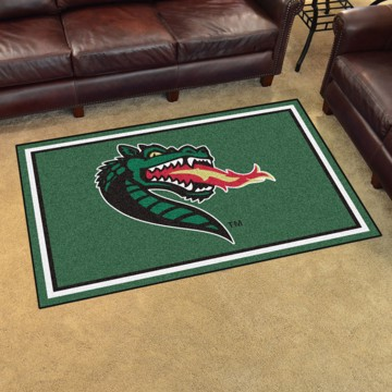 Picture of UAB 4'x6' Plush Rug
