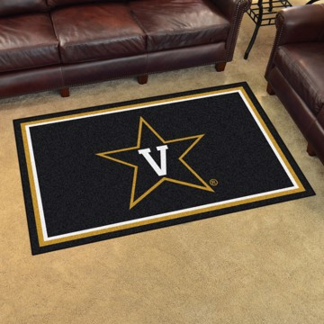 Picture of Vanderbilt 4'x6' Plush Rug