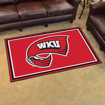 Picture of Western Kentucky 4'x6' Plush Rug