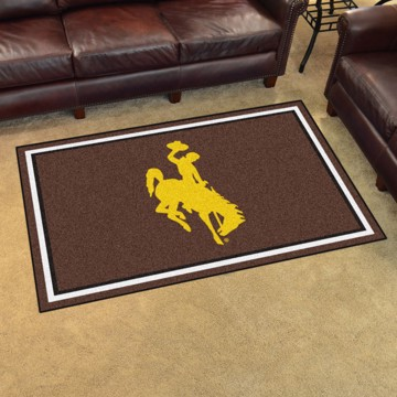 Picture of Wyoming 4'x6' Plush Rug
