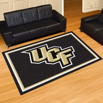 Picture of Central Florida (UCF) 5'x8' Plush Rug