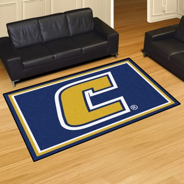 Picture of Chattanooga (UTC) 5'x8' Plush Rug
