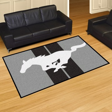 Picture of Ford 5'x8' Plush Rug