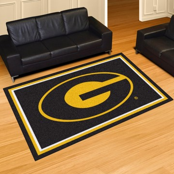 Picture of Grambling State 5'x8' Plush Rug