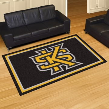Picture of Kennesaw State 5'x8' Plush Rug