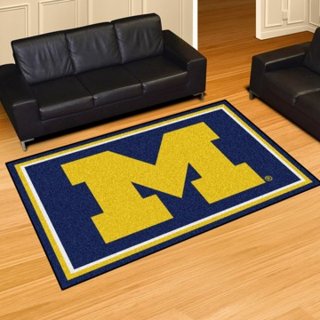 Picture of Michigan 5'x8' Plush Rug