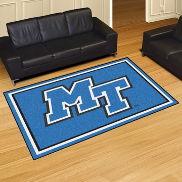 Picture of Middle Tennessee 5'x8' Plush Rug