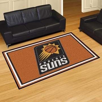 Picture of NBA - Phoenix Suns 5'x8' Plush Rug