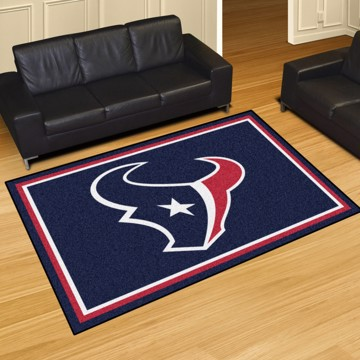 Picture of NFL - Houston Texans 5'x8' Plush Rug