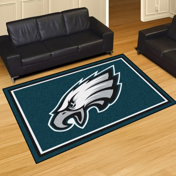 Picture of NFL - Philadelphia Eagles 5'x8' Plush Rug