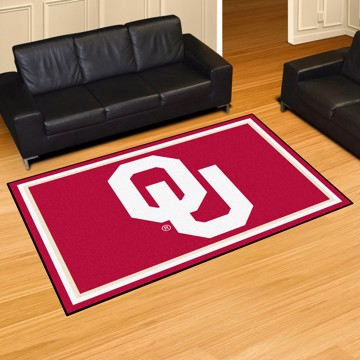 Picture of Oklahoma 5'x8' Plush Rug