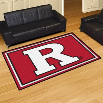 Picture of Rutgers 5'x8' Plush Rug