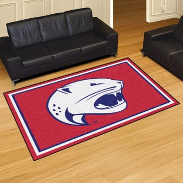Picture of South Alabama 5'x8' Plush Rug