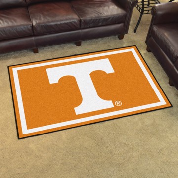 Picture of Tennessee 5'x8' Plush Rug