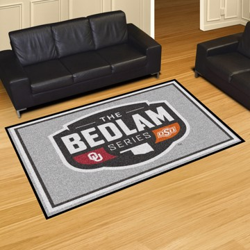 Picture of The Bedlam Series 5'x8' Plush Rug