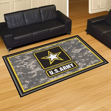 Picture of U.S. Army 5'x8' Plush Rug