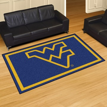 Picture of West Virginia 5'x8' Plush Rug