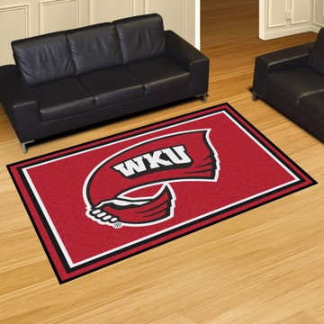 Picture of Western Kentucky 5'x8' Plush Rug