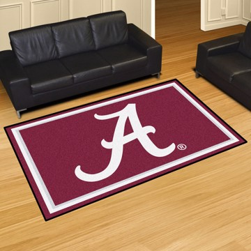 Picture of Alabama 8'x10' Plush Rug