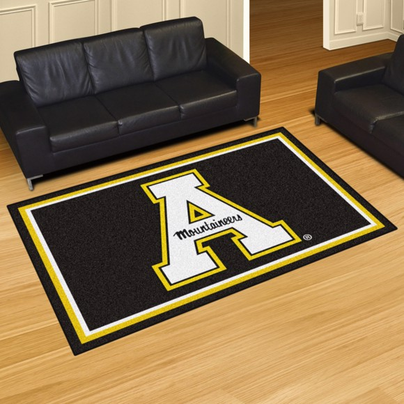 Picture of Appalachian State 8'x10' Plush Rug