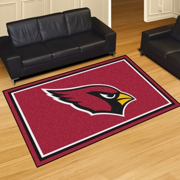 Picture of NFL - Arizona Cardinals 8'x10' Plush Rug