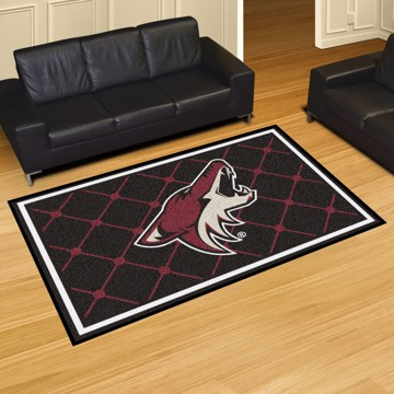 Picture of NHL - Arizona Coyotes 8'x10' Plush Rug