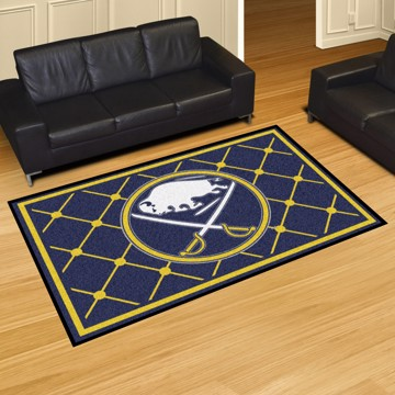 Picture of NHL - Buffalo Sabres 8'x10' Plush Rug