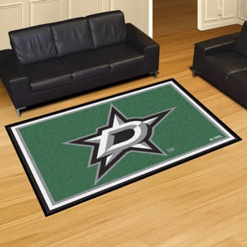 Picture of NHL - Dallas Stars 8'x10' Plush Rug