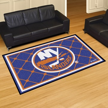 Picture of NHL - New York Islanders 8'x10' Plush Rug