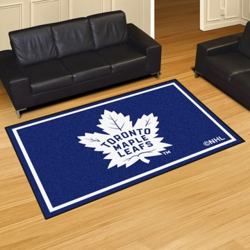 Picture of NHL - Toronto Maple Leafs 8'x10' Plush Rug