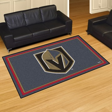 Picture of NHL - Vegas Golden Knights 8'x10' Plush Rug