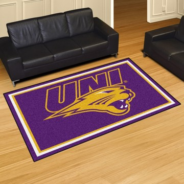 Picture of Northern Iowa 8'x10' Plush Rug