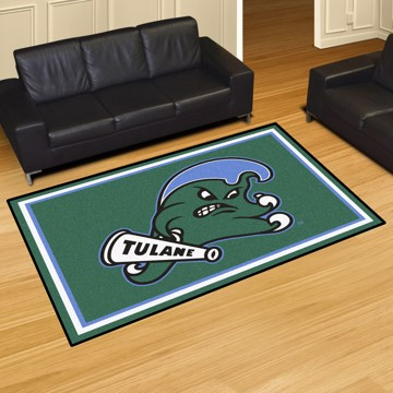Picture of Tulane 8'x10' Plush Rug