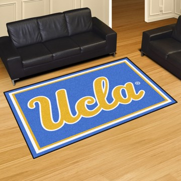 Picture of UCLA 8'x10' Plush Rug