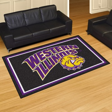 Picture of Western Illinois 8'x10' Plush Rug
