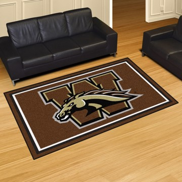 Picture of Western Michigan 8'x10' Plush Rug