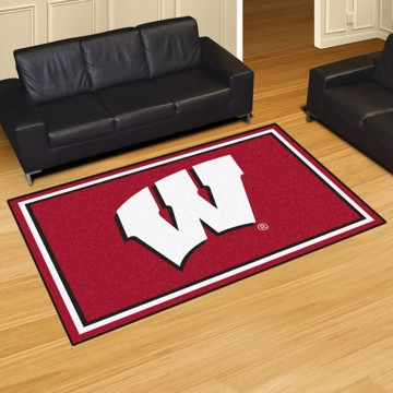 Picture of Wisconsin 8'x10' Plush Rug