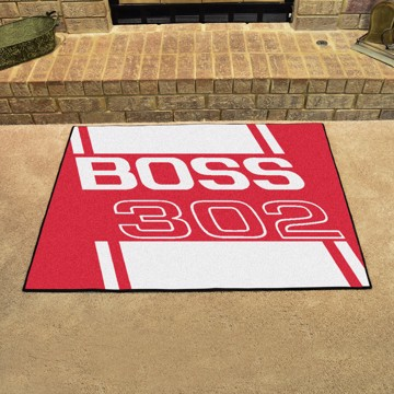 Picture of Ford - Boss 302 All Star Mat