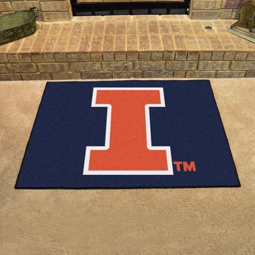 Picture of Illinois All Star Mat