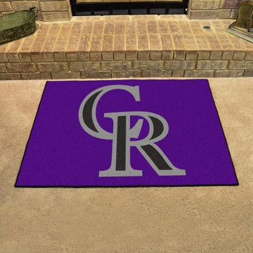 Picture of MLB - Colorado Rockies All Star Mat