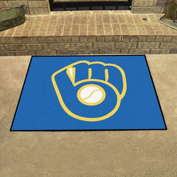 Picture of MLB - Milwaukee Brewers All Star Mat